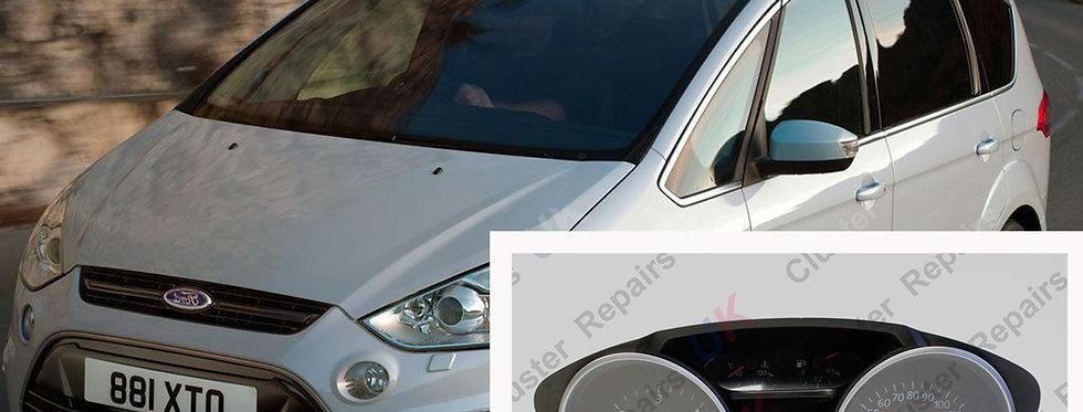 Ford S-MAX Instrument Cluster Speedometer MK1 Repair & Rebuild Service