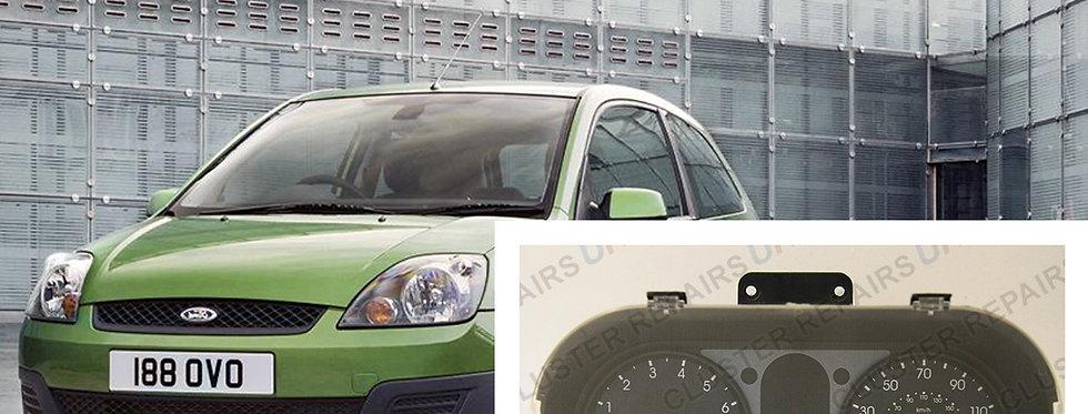 Ford Fiesta Instrument Cluster Speedometer Mk5 Repair & Rebuild Service