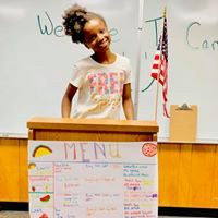 Gathering Kids Summer Camp- Public Speaking- at Don Jetter