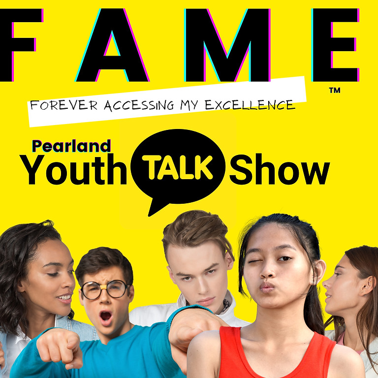 F.A.M.E. (Talk Show for Kids 6th-8th)
