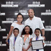 Gathering Kids Awards Day