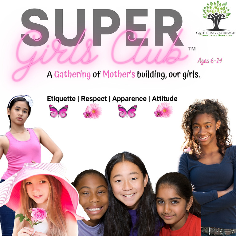 Super Girls Club (FREE EVENT)