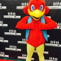 Red from Red Robbins Makes an Appearance at the Gathering Kids Awards Show