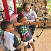 Gathering Kids Summer Campers Field Trip