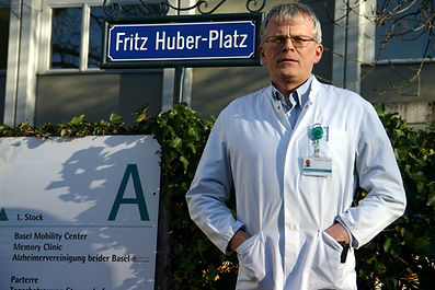 Der Basler Verhaltensneurologe Marc Sollberger