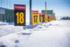 Vor der World Para Nordic Skiing Weltmeisterschaft in Finsterau
