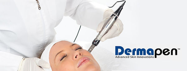 Dermapen microneedling ansiktsbehandling