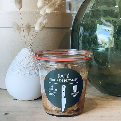 Pâté Herbes de Provence