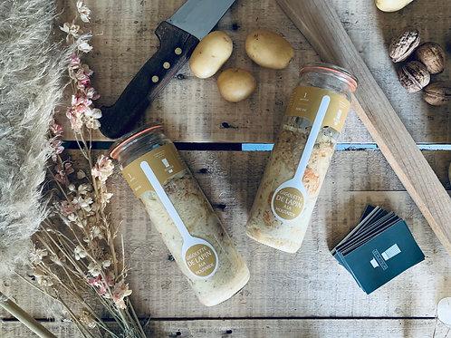 Gigolette de lapin à la moutarde   (x6)