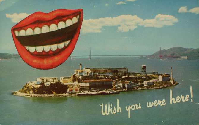 wish you were here! | Lauren Bishop