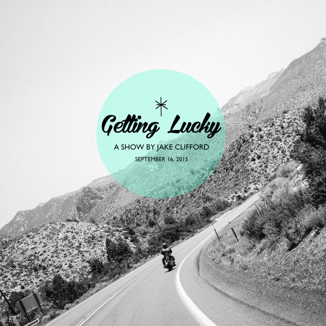 getting lucky | Jake Clifford