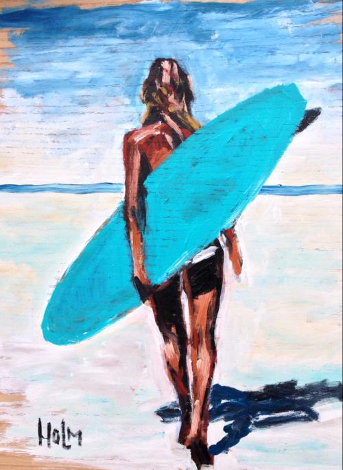 surfscapes, surf craze, winter stoke | John Holm