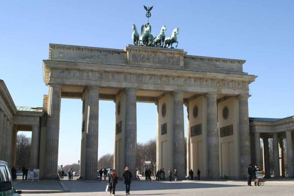 BRANDENBURGER GATE - BERLIN