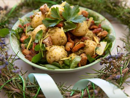 The Not-Ordinary Potato Salad