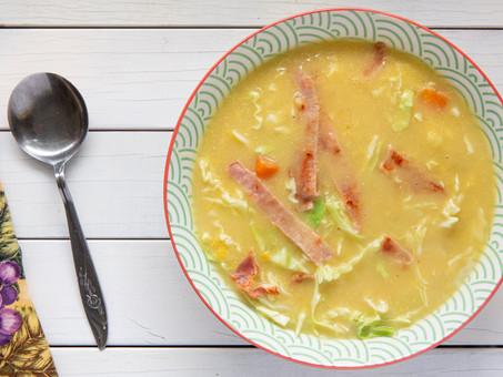 Potato & Cabbage Soup