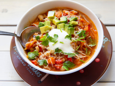 Delicious Vegetarian Chilli