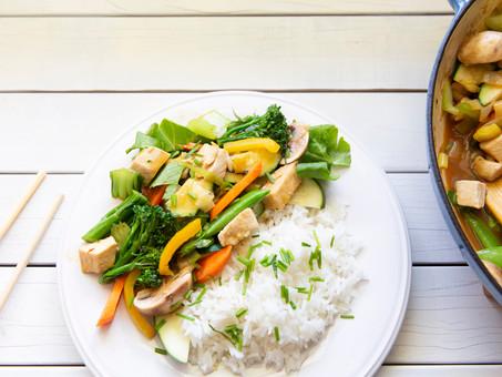 Easy, Tasty Chicken Stir-fry II
