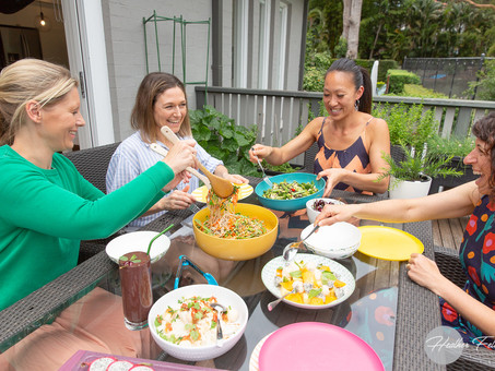 Top Tips to host a get-together sans the stress!