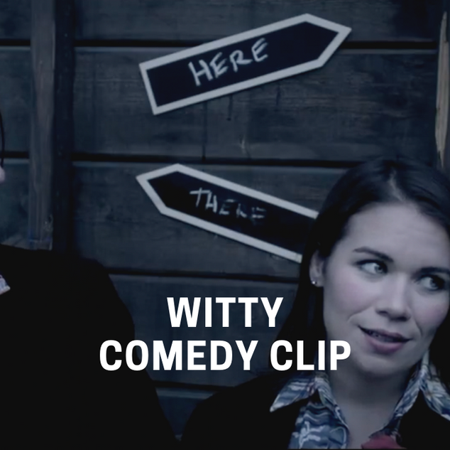 Witty Comedy Clip