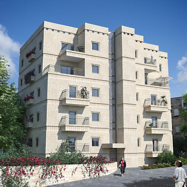 ברגמן 5, ירושלים