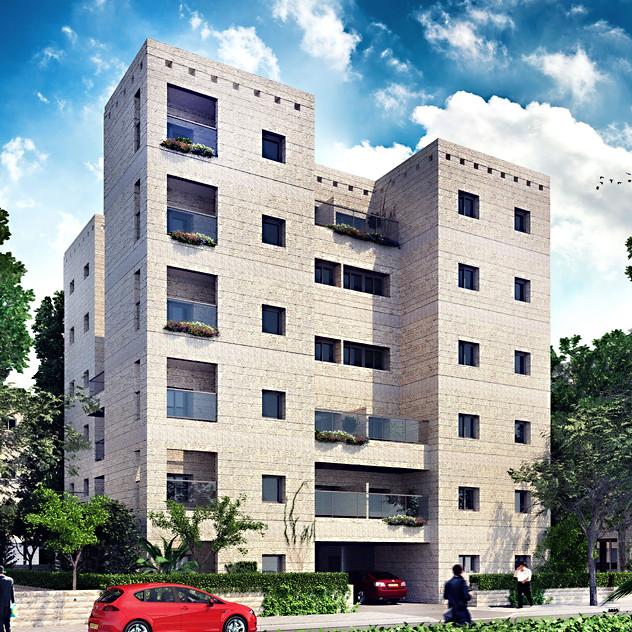 פרנק 7, ירושלים