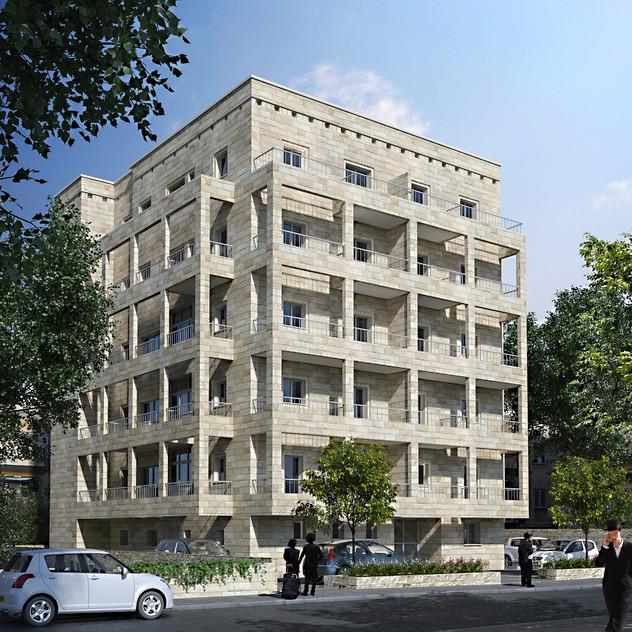 ברגמן 6, ירושלים