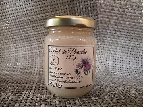Miel de Phacélie 125g