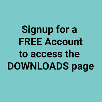 Signup For FREE Account
