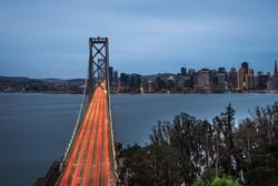oakland bay bridge, San Fransisco