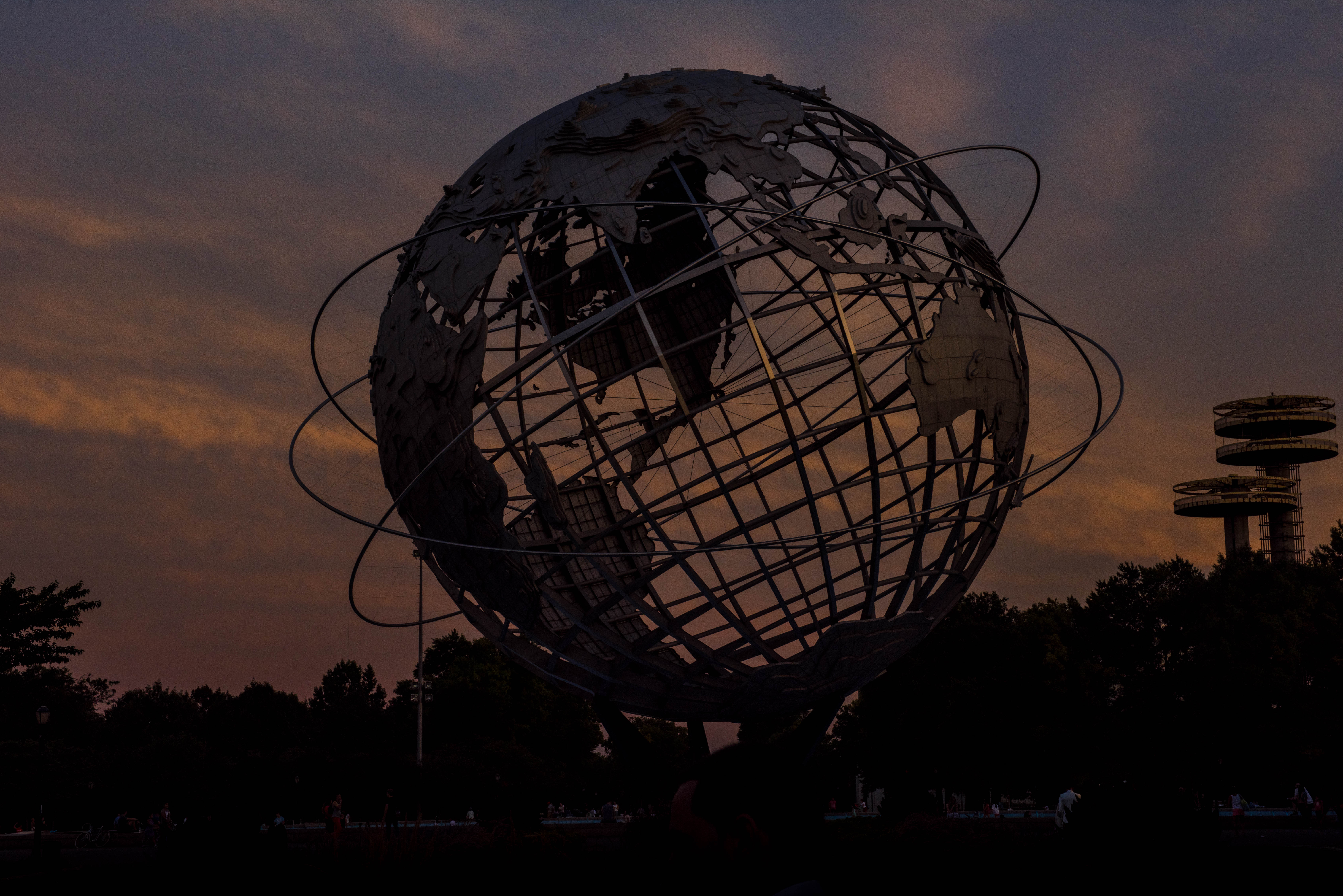 Flushing meadow park, queens ny
