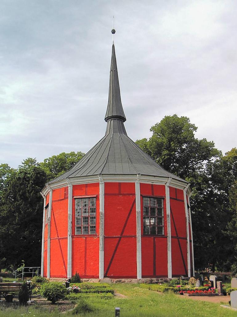 Griebenow Schlosskirche