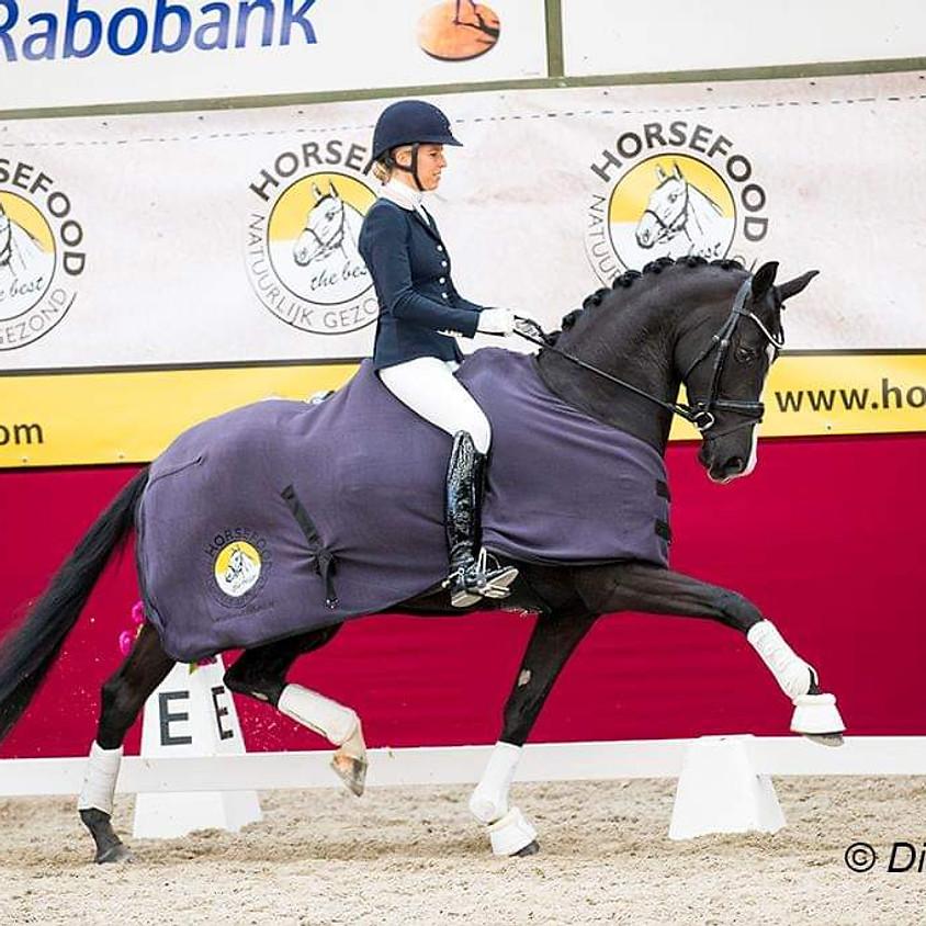 AFGELAST FINALE Horsefood Dressuur Talent