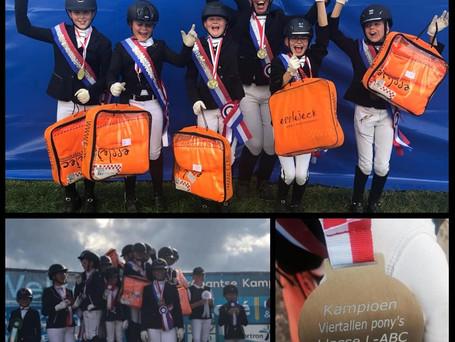 Brabantse kampioenschappen outdoor 2019