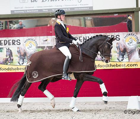 Horsefood Dressuur Talent 2016 →