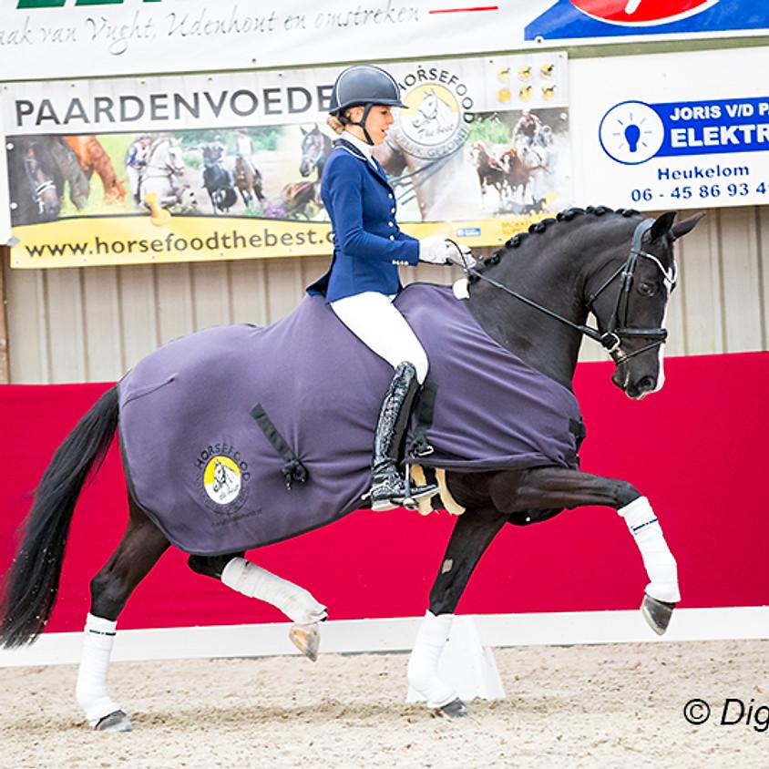 Horsefood Dressuur Talent selectie