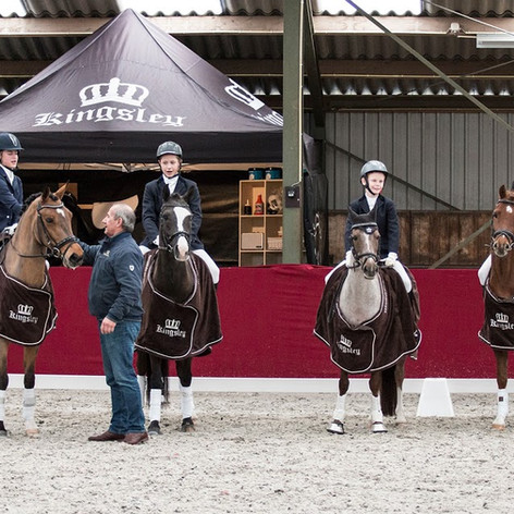 Kingsley's Dressage Team Challenge 2016 →