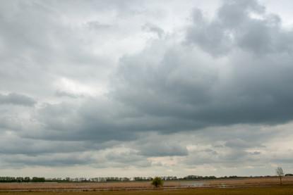 Munnikenland Hollandse lucht
