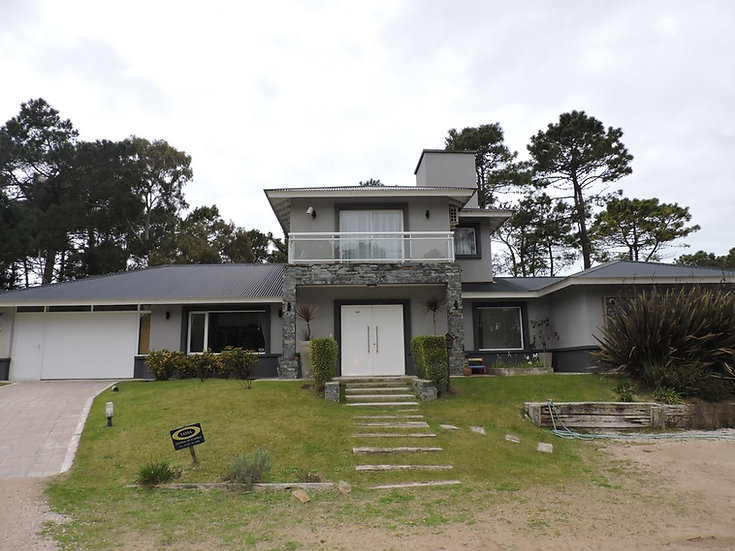 Moderna casa en Pinamar