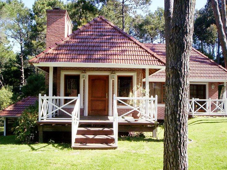 Gran casa a 3 cuadras del mar