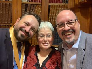 Medallas al mérito profesional Diario de mediación MADRID 17 01 2020
