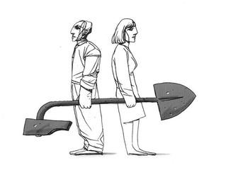 """Artículo """"Divorcios de 'plomo': un problema social oculto"""" por Jose Luis Utrera Ju"""
