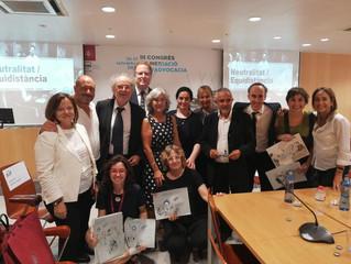 III Congrés de Mediació de l'Advocacia ICAB Barcelona 26 i 27 setembre 2019