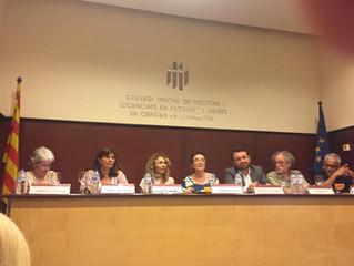 Sessió informativa Màster en mediació 7ena edició 2019/2020 dijous 5 de setembre de 2019 BCN 18,30 h