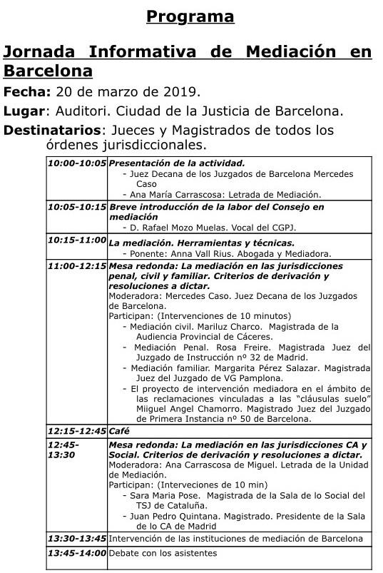 Mediación Barcelona CJ