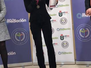 Premio Diario de Mediación 2019 a la trayectoria profesional de Logos Media