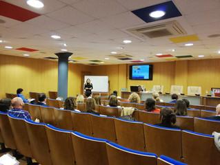 Compartiendo conocimiento  I Jornadas de Mediación del Colegio de Abogados de Ferrol