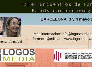 TALLER DE PRÁCTICAS RESTAURATIVAS (3era parte) Encuentros de Familia (Family Conferencing) BCN 3 y 4