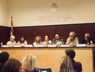 """Éxit de participació en laJornada """"MEDIACIÓ GESTIÓ COL·LABORATIVA DE CONFLICTES: CERCANT SOLUCIONS I"""