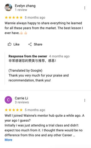 Members Review