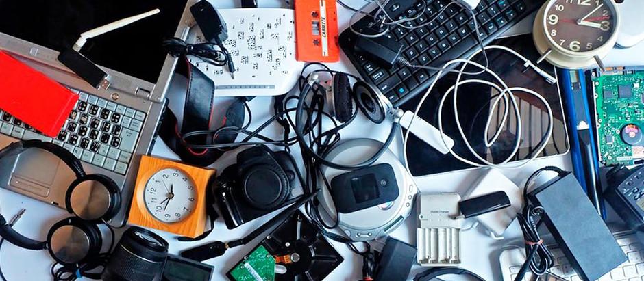 Não sabe o que fazer com o lixo eletrônico? Em Motuca é possível destiná-lo à coleta seletiva